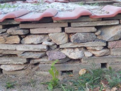 Steine – und immer wieder Steine
